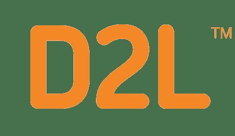D2L Desire 2 Learn icon