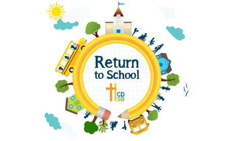 Return to School icon